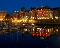 Downtown Victoria BC